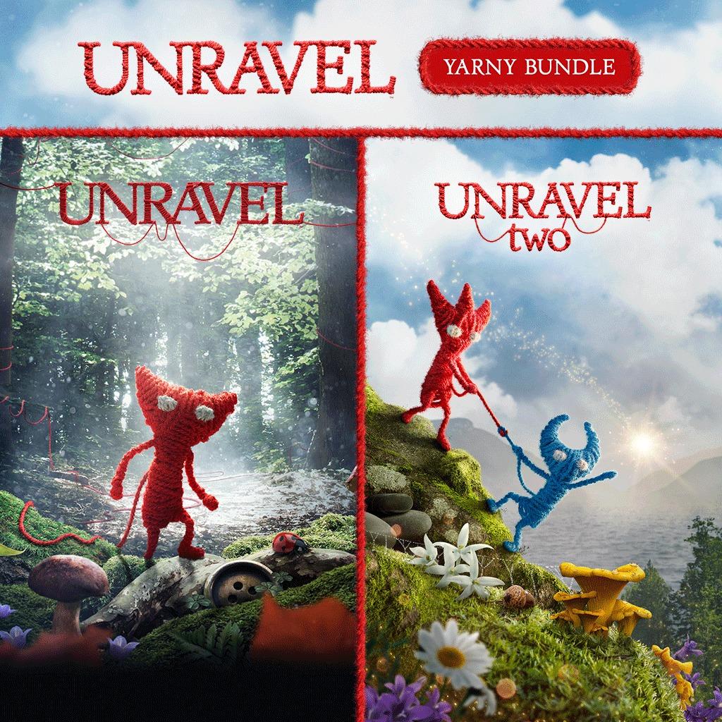 Unravel Yarny Bundle - £7.49 @ Playstation Network