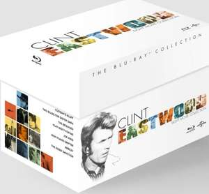 Clint Eastwood Collection - £18.99 + £2 del at HMV