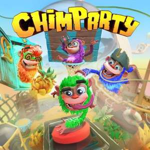 Chimparty (PS4 Playlink) £7.99 @ Playstation Network