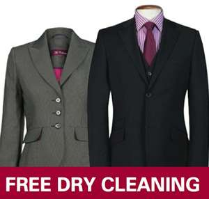 FREE DRYCLEANING at Timpson if you are unemployed and going to an interview