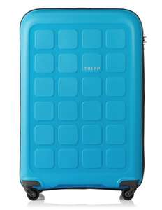 Tripp Turquoise 'Holiday 6' Large 4 wheel Suitcase £36 with newsletter code at Tripp