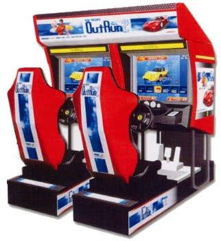 Sega Out Run 2 Twin Arcade Machine - £5695 delivered @ Liberty Games