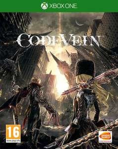 [Xbox One] Code Vein - £16.96 Prime / £19.95 Non Prime @ Amazon