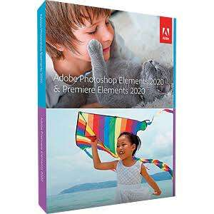 Adobe Photoshop and Premiere Elements 2020 @ John Lewis for £89.95