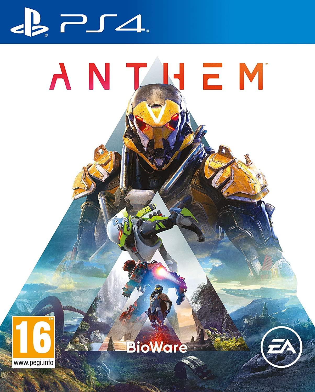 Anthem (PS4) - £3.99 (Prime) / £6.98 (Non prime) delivered @ Amazon