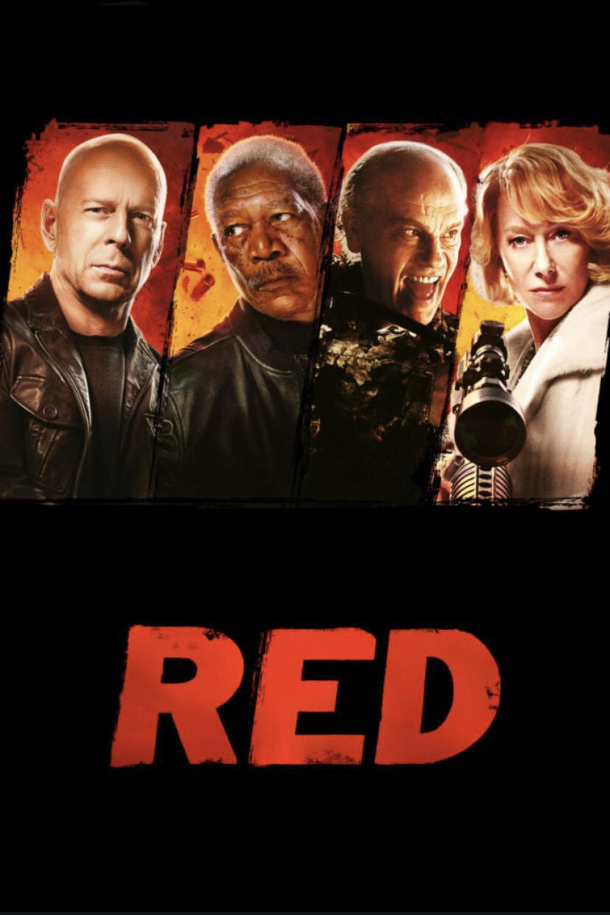 RED (4K DV) £2.99 @ iTunes