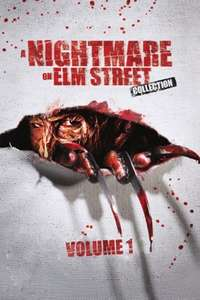 A Nightmare on Elm Street collection 1/2/3/4 @ iTunes - £14.99