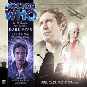 FREE Audio play - 1.1. Doctor Who: Dark Eyes - The Great War @ Big Finish
