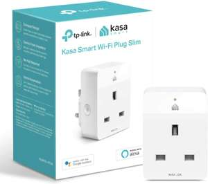 Kasa Mini Smart Plug TP-Link (KP105) WiFi Outlet,Works with Amazon Alexa/Google Home/Samsung SmartThing - £14.99 Prime/£19.48 NP @ Amazon UK