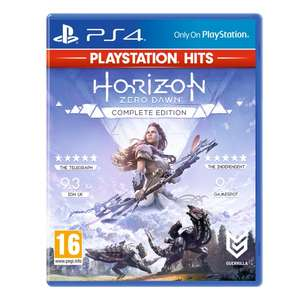 Horizon Zero Dawn Complete Edition (PS4) £11.95 @ The Game Collection