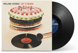 The Rolling Stones - Let It Bleed (50th Anniversary Limited Deluxe Edition) [VINYL] £14.99 (Prime) + £2.99 (non Prime) at Amazon