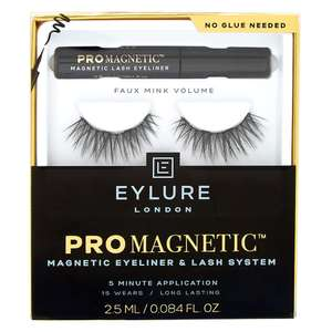 Eylure Pro Magnetic Eyeliner & Lash System £14.40 + £3.50 Delivery ( Free P+P £20) From Claire's