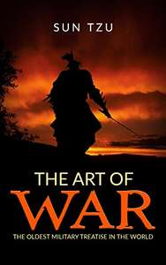 The Art of War (The oldest military treatise In the World) by Sun Zhu Kindle Edition Free @ Amazon