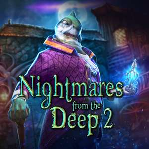 [Nintendo Switch] Nightmares From the Deep 2: The Sirens Call - £1.34 @ Nintendo eShop (88p SA)