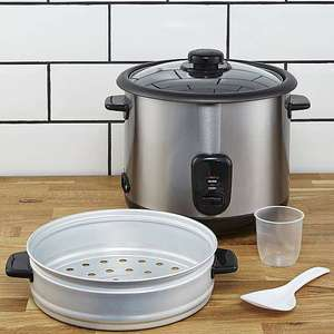 1.8 Litre Rice Cooker £7.50 plus £3.95 delivery @ Dunelm