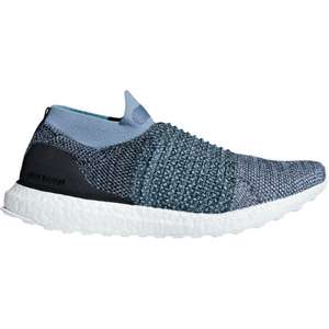 Adidas Ultra Boost Laceless Trainers Parley Raw Grey - £50 @ Offspring