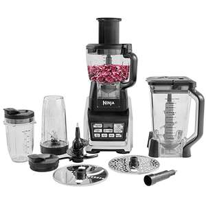 Ninja 3-in-1 food processor, jug blender and Nutri Ninja with FreshVac - £159.97 @ Ninja Food