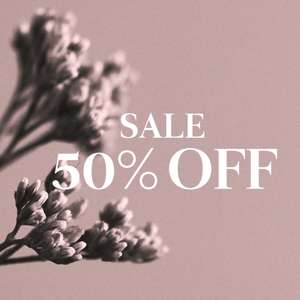 Reiss Sale - All items now have at least 50% Off @ Reiss (+ £5 delivery)
