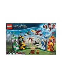 Harry Potter Quidditch Match LEGO 500 Piece Set £29.99 Delivered From Aldi