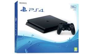 PS4 500GB console with Final Fantasy VII: Remake - £253.94 Delivered @ Argos
