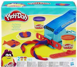 Play Dough Basic Fun Factory - £6.77 (Prime) £11.26 (Non Prime) @ Amazon