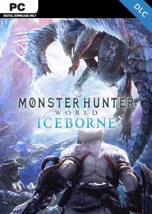 Monster Hunter World: Iceborne PC £19.99 at CD Keys
