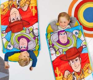 Junior Toy Story 4 Ready Bed £22.99 delivered @ ALDI