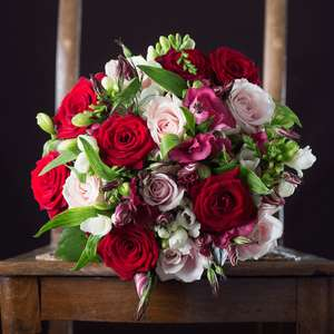 £15 off Bouquets over £45 with voucher code @ Appleyards London