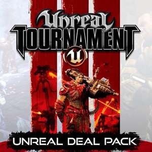 Unreal Deal Pack (Steam) £1.72 @ GamersGate