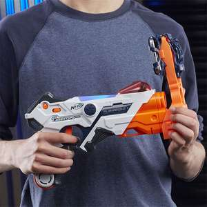 Hasbro Nerf Laser Ops Pro Alphapoint Blaster £10.00 Delivered from Yankee Bundles