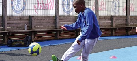 Free Half Term Chelsea Virtual Soccer School