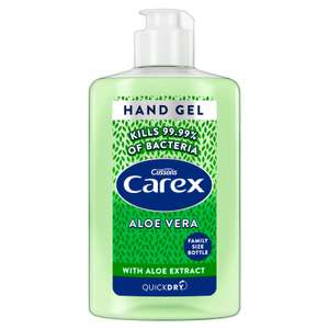 Carex Anti-Bac Hand gel 6 packs of 300ml 70% Alcohol £16.78 @ Costco (Southall, Hayes)