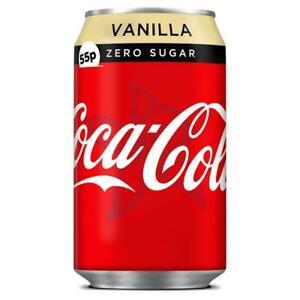 Coke Zero Vanilla x4 for £1 at OneBelow Hull
