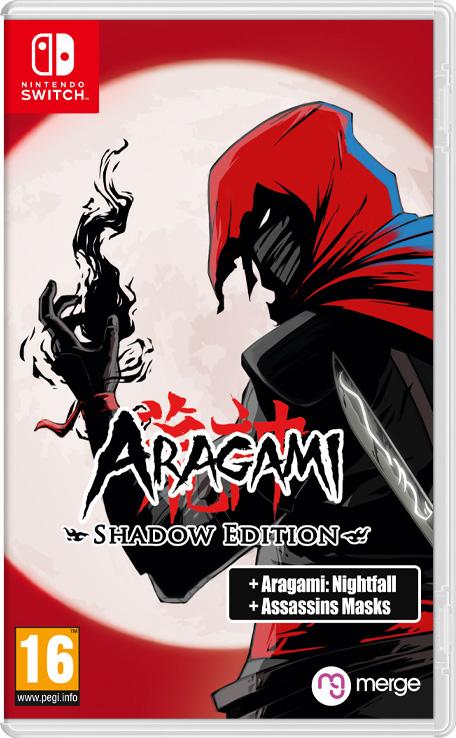 Aragami - Shadow Edition (Nintendo Switch) £12.49 @ Nintendo eShop