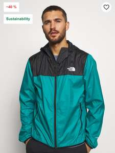 Mens The North Face Cyclone II Hooded Waterproof Jacket Now £44.99 sizes XS up to XXL Free delivery @ Zalando