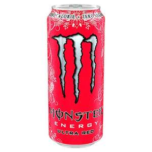 Monster Ultra Red 59p @ Home Bargains Hull discount offer