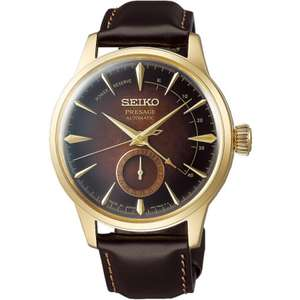 Seiko Presage Watch Cocktail Time Limited Edition SSA392J1. £360 @ FRANCIS & GAYE