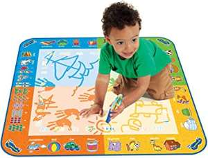 Aquadoodle Classic Large Water Doodle Mat £16.99 free Prime delivery (+£4.49 Non Prime) @ Amazon