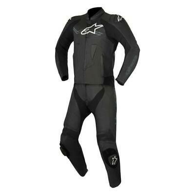 Alpinestar Alpinestars Challenger V2 Leather 2 Two Piece Suit - Black £429.99 @ megamotorcyclestore / eBay