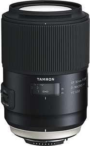 Tamron 90 mm F2.8 VC USD Lens for Nikon £512.32 @ Amazon