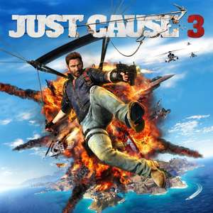 Just Cause 3 (Xbox One) £3.99 @ Xbox (XXL Edition £6.24)