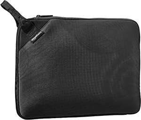 Amazon Basics 13 inch laptop sleeve with handle in black £5.43 prime / £10.10 non prime @ Amazon