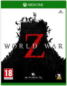 [Xbox One] World War Z - £7.49 @ Microsoft Store