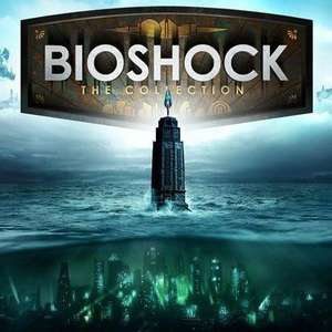 Bioshock The Collection (Steam) £4.25 with fees @ Gamivo / Hilos22