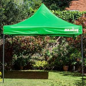 Bulhawk® Quantum 30 Gazebo 3x3 party tent £73.59 with code at ebay / when-in-home
