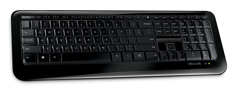 Microsoft 850 Wireless Keyboard for £15.75 (Prime) / £20.24 (Non Prime) delivered @ Amazon