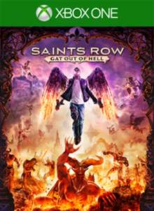 Saints Row: Gat out of Hell [Xbox One] £1.89 @ Xbox Store Hungary