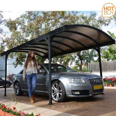 Palram Vitoria 5000 Aluminium and Polycarbonate Carport - £1014 Delivered (Including Costco Membership) - Costco