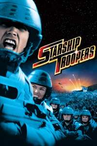 Starship Troopers (4K) £4.04 @ iTunes Canada