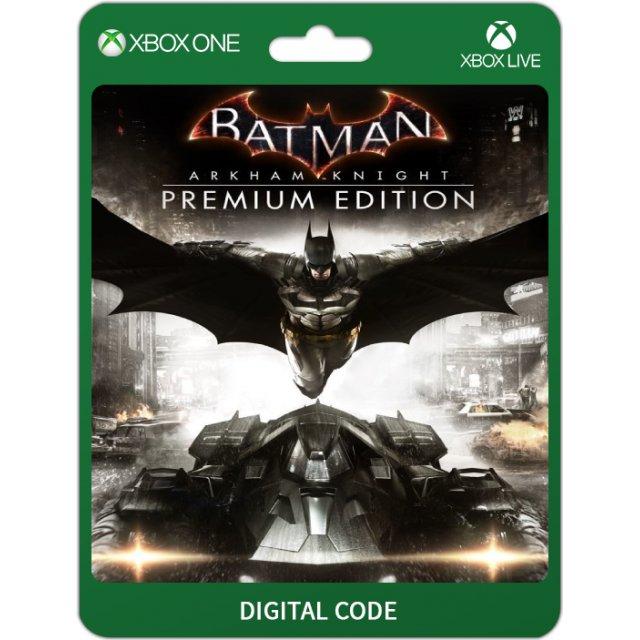 Batman: Arkham Knight Premium Edition [Xbox One] £7.60 @ Xbox Store Hungary